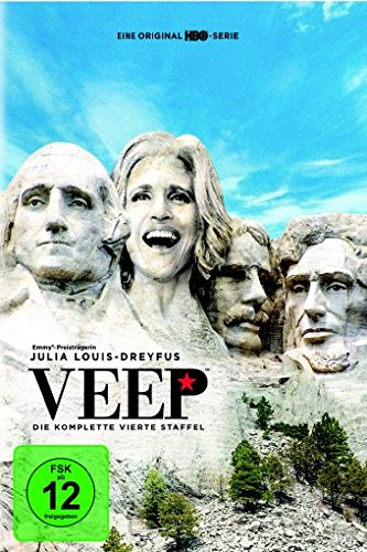Veep Staffel 4 (2 DVDs)