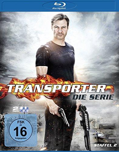 Transporter - Die Serie: Staffel 2 [Blu-ray]