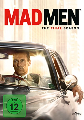 Mad Men Season 7 (6 DVDs)