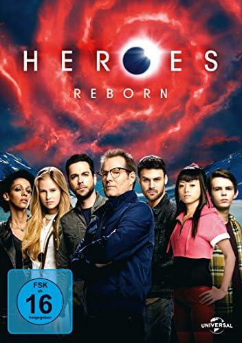 Heroes Reborn Staffel 1 (4 DVDs)