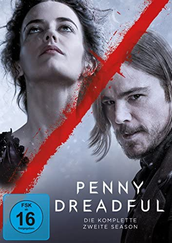 Penny Dreadful Staffel 2 (5 DVDs)