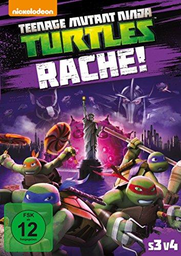 Teenage Mutant Ninja Turtles Rache!