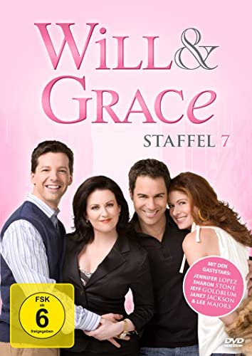 Will & Grace Staffel 7 (4 DVDs)
