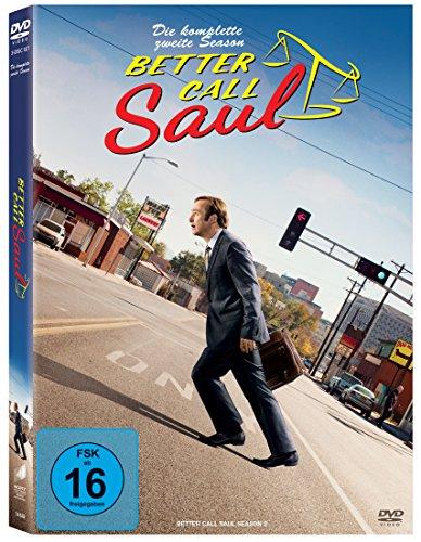 Better Call Saul Staffel 2 (3 DVDs)