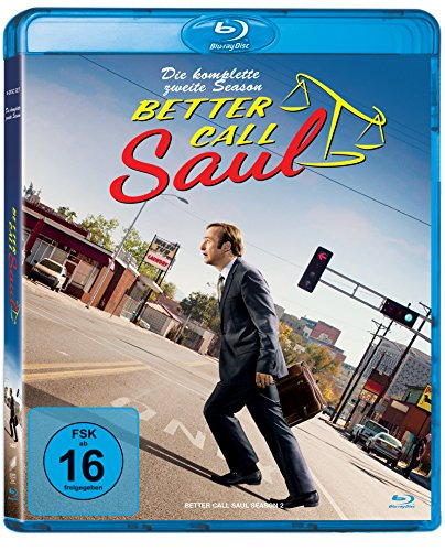 Better Call Saul Staffel 2 [Blu-ray]