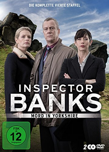 Inspector Banks Staffel 4 (2 DVDs)