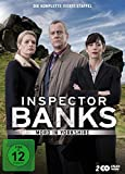 Inspector Banks - Staffel 4 (2 DVDs)