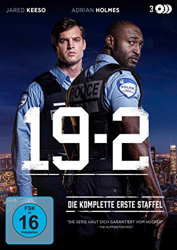 19-2 Staffel 1 (3 DVDs)