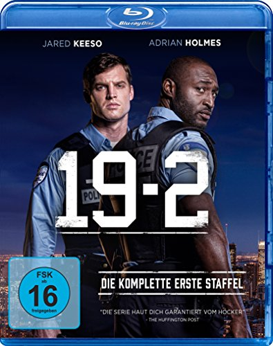 19-2 Staffel 1 [Blu-ray]
