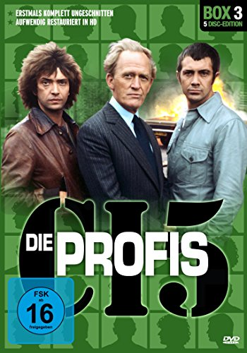 Die Profis Box 3 (5 DVDs)