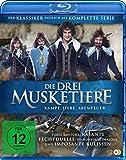 Die drei Musketiere - Kampf, Liebe, Abenteuer [Blu-ray]