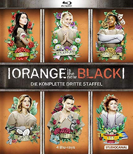 Orange is the New Black Staffel 3 [Blu-ray]
