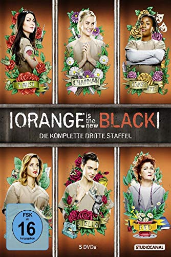 Orange is the New Black Staffel 3 (5 DVDs)