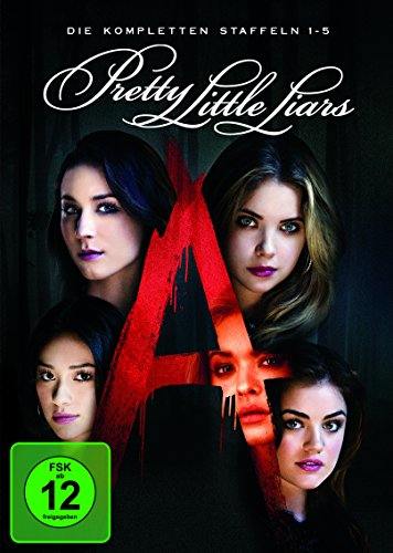 Pretty Little Liars Staffel 1-5 (Limited Edition) (28 DVDs)