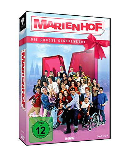 Marienhof Die große Geschenkbox (10 DVDs)