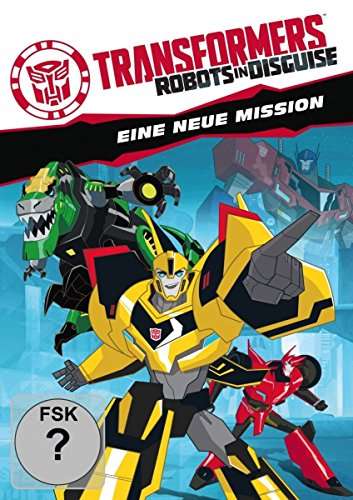 Transformers - Robots in Disguise,