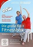 Die große 60+ Fitnessbox (4 DVDs)