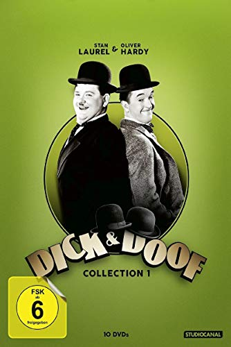 Dick & Doof Collection 1 (10 DVDs)