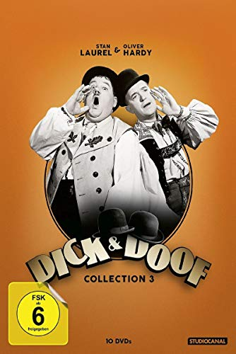 Dick & Doof Collection 3 (10 DVDs)