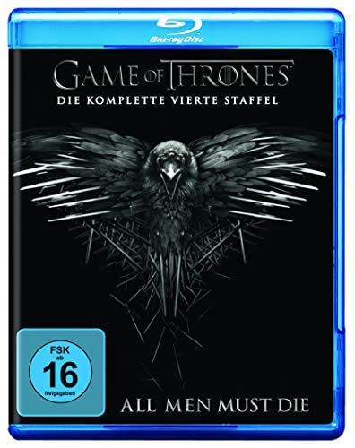 Game of Thrones Staffel 4 [Blu-ray]