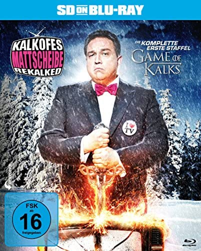 Kalkofes Mattscheibe: Rekalked! Staffel 1: Game of Kalks [SD on Blu-ray]