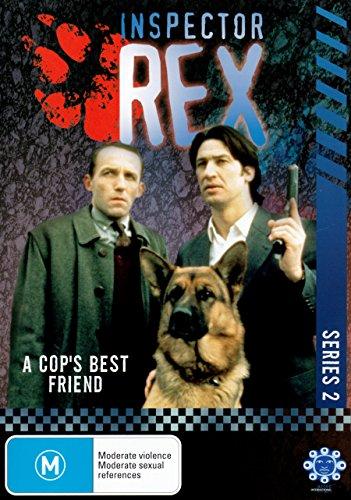 Kommissar Rex Staffel 2 / Inspector Rex: A Cop's Best Friend (Series 2) - 4-DVD Box Set ( Kommissar Rex )