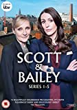 Scott and Bailey - Series 1-5 (9 DVDs)
