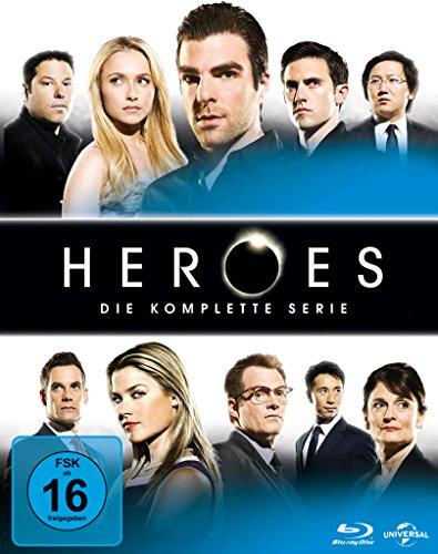 Heroes Gesamtbox [Blu-ray]