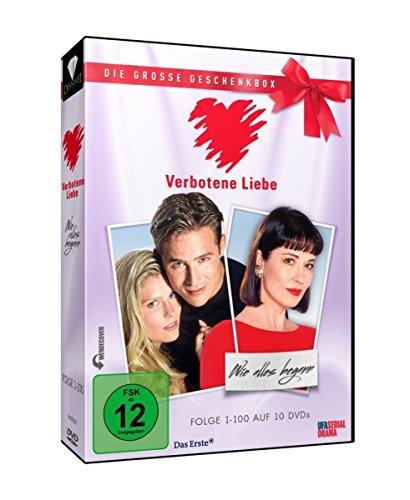 Verbotene Liebe Folge 1-100: Geschenkedition (10 DVDs)