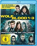 Wolfblood - Verwandlung bei Vollmond: Staffel 1-3 [Blu-ray]