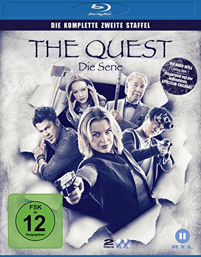 The Quest - Die Serie: Staffel 2 [Blu-ray]