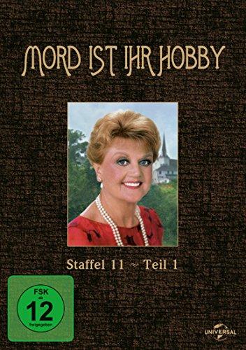 Mord ist ihr Hobby Staffel 11/Teil 1 (3 DVDs)