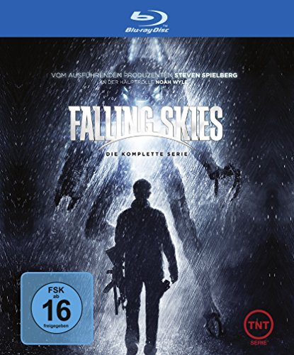 Falling Skies Staffel 1-5 (Limited Edition) [Blu-ray]