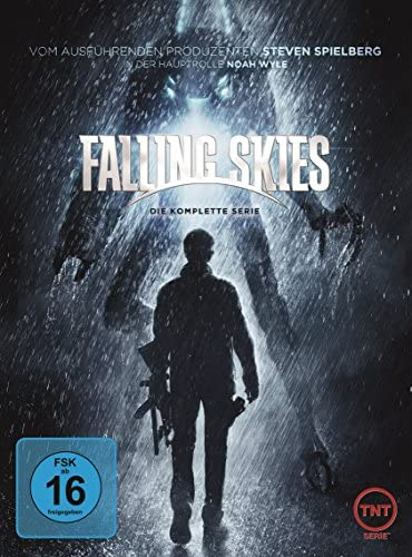 Falling Skies Staffel 1-5 (Limited Edition) (15 DVDs)