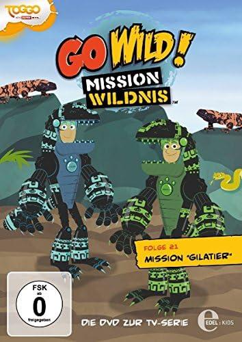 Go Wild! - Mission Wildnis, Vol.21: Mission Gilatier