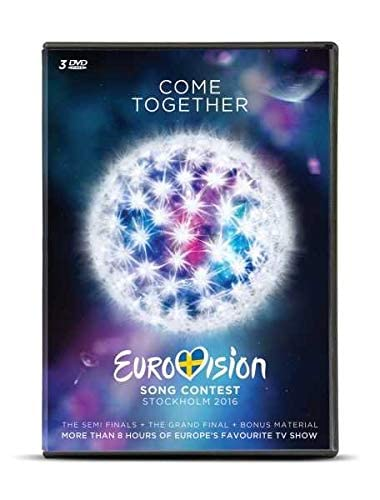Eurovision Song Contest 2016 - Stockholm (3 DVDs)