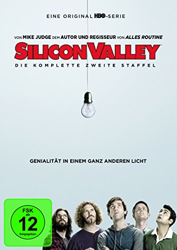 Silicon Valley Staffel 2 (2 DVDs)