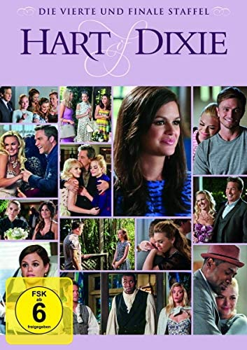 Hart of Dixie Staffel 4 (2 DVDs)