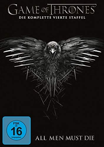 Game of Thrones Staffel 4 (5 DVDs)