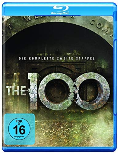 The 100 Staffel 2 [Blu-ray]
