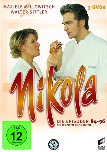 Nikola Staffel 8 (3 DVDs)