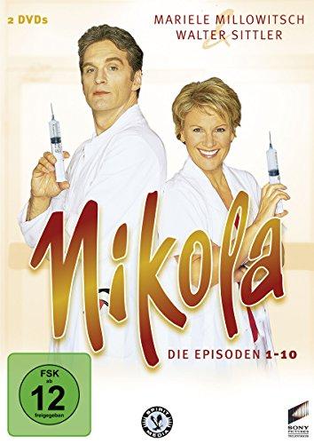 Nikola Staffel 1 (2 DVDs)