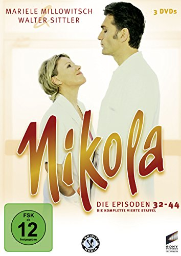 Nikola Staffel 4 (3 DVDs)
