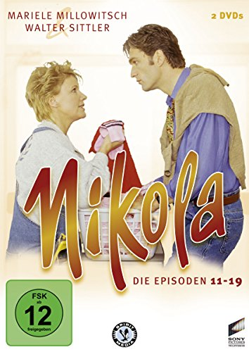 Nikola Staffel 2 (2 DVDs)