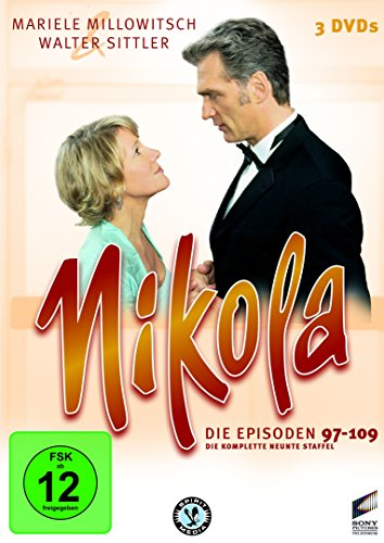 Nikola Staffel 9 (3 DVDs)