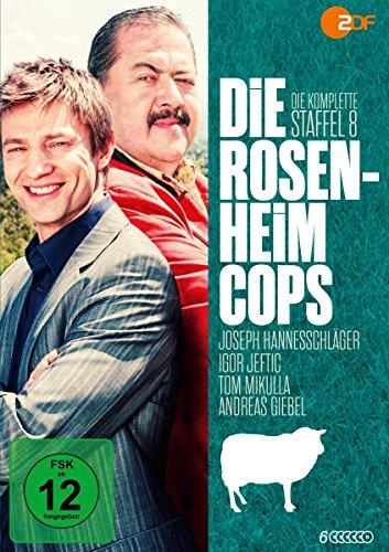 Die Rosenheim Cops Staffel  8 (6 DVDs)