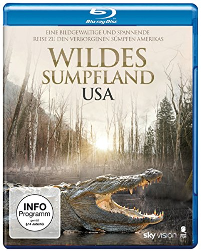 Wildes Sumpfland