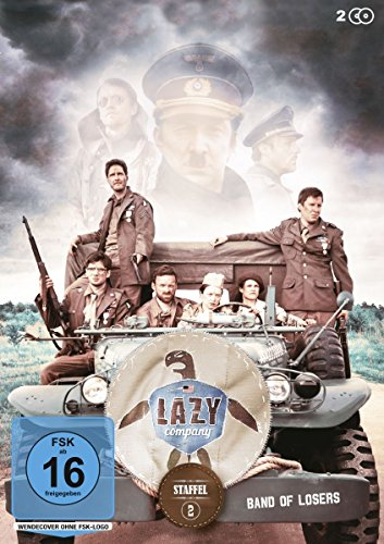 Lazy Company Band of Losers: Staffel 2 (2 DVDs)