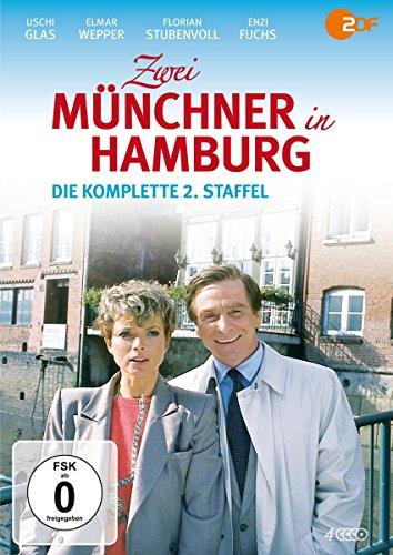 Zwei Münchner in Hamburg Staffel 2 (4 DVDs)