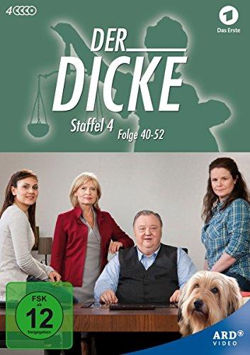 Der Dicke Staffel 4/Folgen 40-52 (4 DVDs)